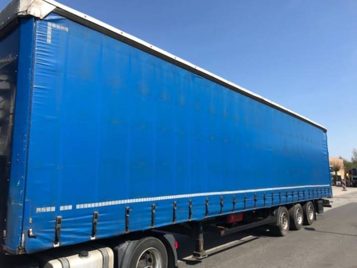 Schmitz Cargobull Megatrailer - 2012