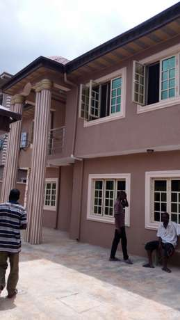 Fantastic Luxury Executive 3bed Rooms Flat at Ajao Estate Isolo Lagos Mainland - image 1