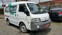 Mazda Bongo,white, Year 2010, 2000cc petrol engine, manual transmissio