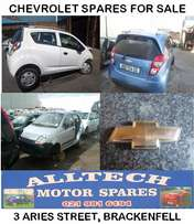 Chevrolet spares for sale
