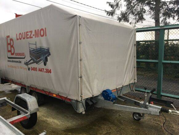 TEMA Trailer for sale