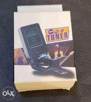 Digital Electronic Clip-On Tuner Musical