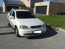 For Sale - 2002 Opel Astra Hatchback- Excellent Condition - Negotiable