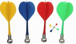 4 x Magnetic Dart Darts for Two-Sided Magnetic Dart Board