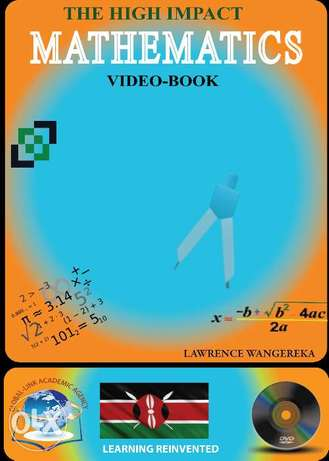 High Impact Maths Video-Books Nairobi CBD - image 1