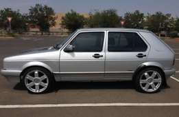 1.4 Citi Golf Excellent Condition