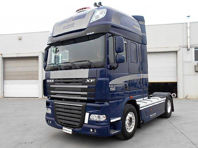 DAF XF 510 NUMBER ONE - 2011