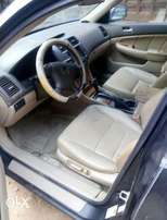 Honda accord eod for sale with full leather seats