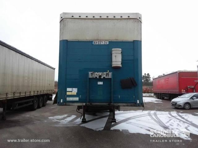 Schmitz Cargobull Semitrailer Rideaux Coulissant porte-bobines - 2008 - image 9