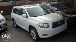 2010 Toyota Highlander Limited Edition