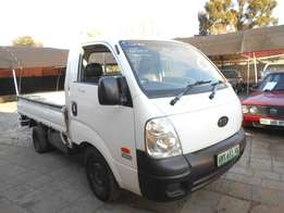 2005-Kia K2700 Workhorse P/U Single Cab