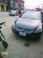 2004 Reg Honda Accord Leather With 1st body.