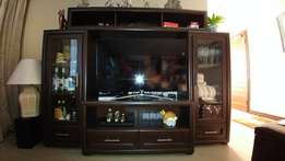 Plasma TV unit and Cabinet
