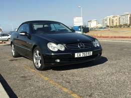 Mercedes Benz CLK 500 for sale