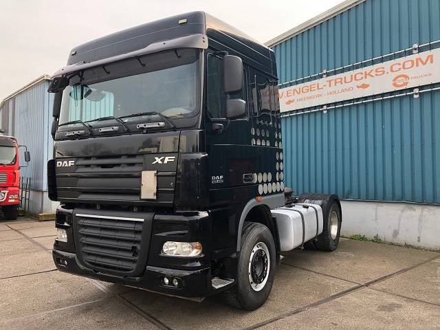 DAF FT XF105-460 SPACECAB (ZF-INTARDER / AS-TRONIC / AIRCONDI... - 2009