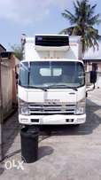 Newly Imported 2015 Isuzu Refrigerated Diesel Truck