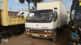 Very clean Mitsubishi Canter 2008 model