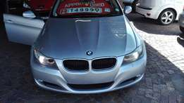2011 BMW 3 Series Sedan Exclusive E90 320i