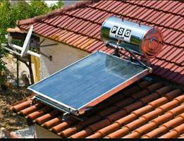 Solar water heaters let's go green,