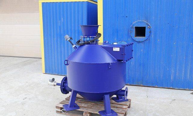 NPK 600 pnevmokamernyy nasos concrete plant