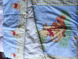 Whinney the Phoo cot bumper bedding