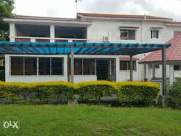 5 bedroom own compound all ensuite and 2 bed ensuite bedsitters Nyali
