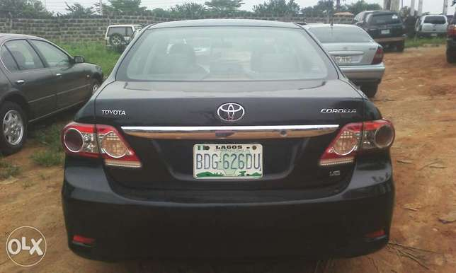 Toyota corola 2010 model first body 4 sale Sagamu - image 2