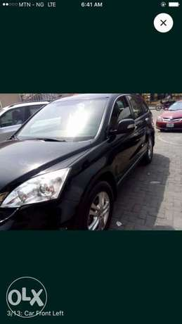 Honda CR-V 2010 in 100% perfect condition. Sharp and full option. Ikeja - image 6