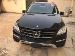 2013 Toks Benz ML 350.