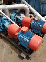 Industrial water pumps