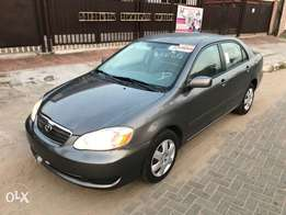 New Arrival 2006 Tokunbo Toyota Corolla