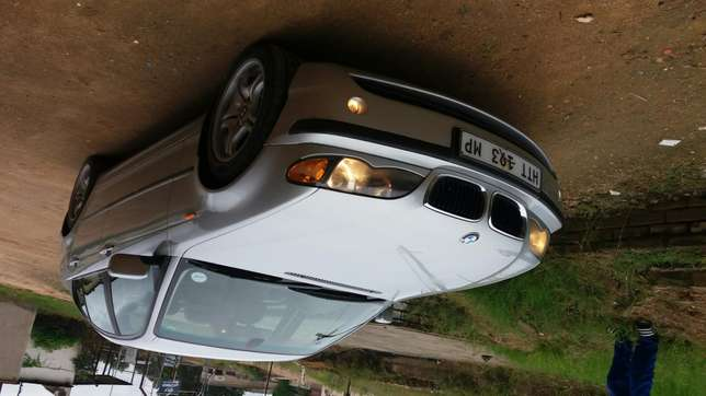 Im selling my bmw e46 evrything still working good or we can swop Mbombela - image 1