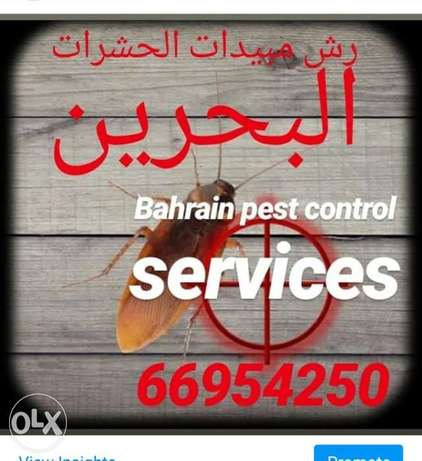 Pest control services with guaranted