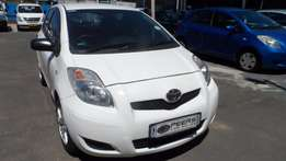2011 Toyota Yaris Zen 3 acs 5-door