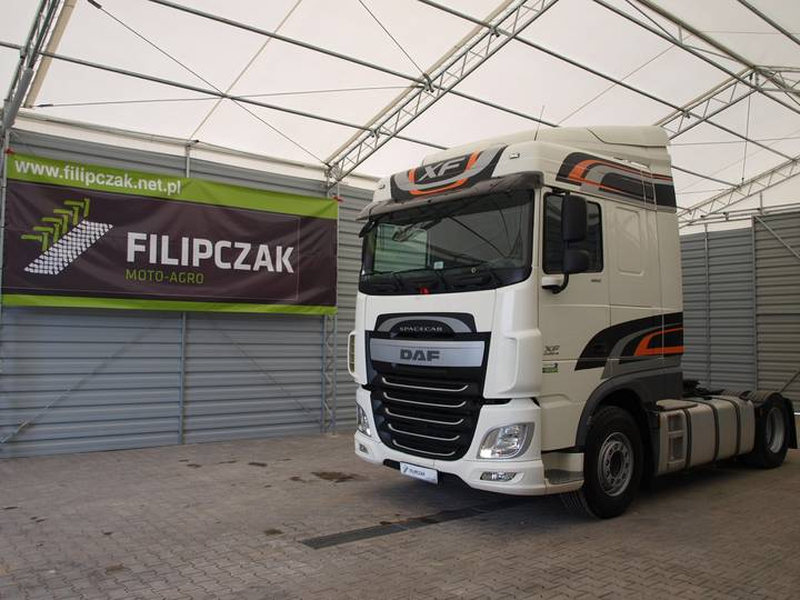 DAF XF 460 FT - Tractor Unit - 2014