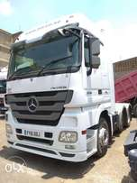 Actros 2544/6