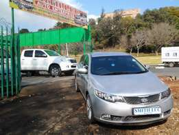 2012 kia cerato 2.0 automatic for sale
