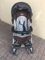 Peg Perego 2010 Pliko P3 Stroller with carseat and iso-fix