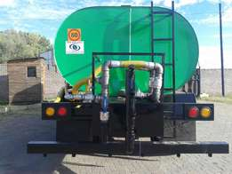 Water Tanker Manufacturing and Hydraulic System Installation.