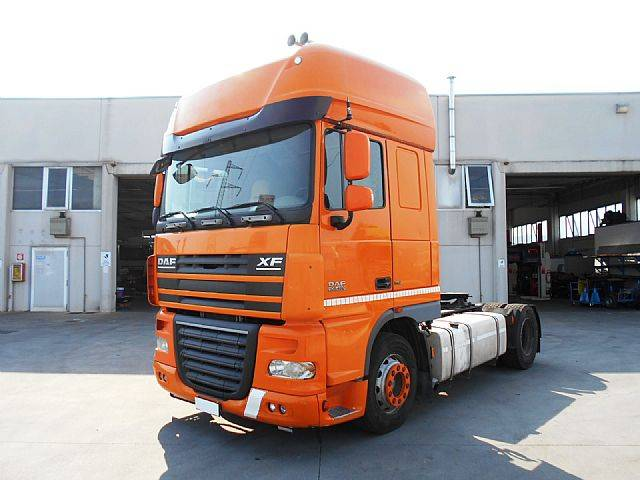 DAF FT XF 105.460 Super Space Cab - 2008