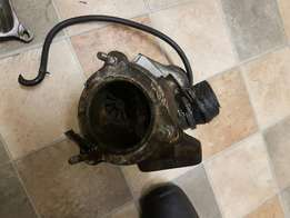 Volvo xc70 turbo and opel exhaust manifold z20let