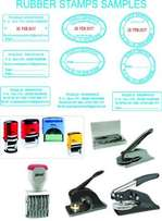 self inking rubber stamps, company seals,pocket stamp