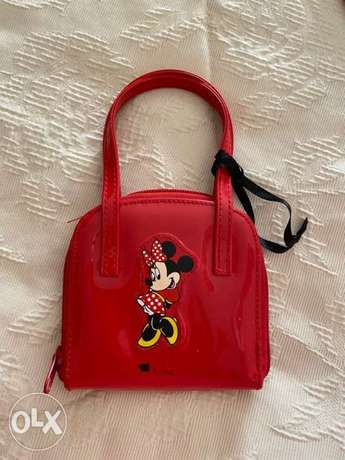 New Original Disney Mickey Mouse Bag