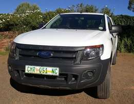 2016 Ford Ranger High Power, Double Cab, 2.2 TDCI XL