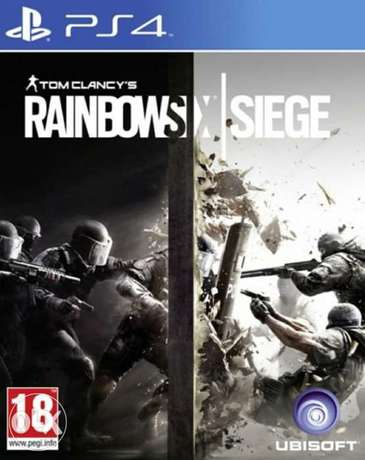 Game Ps4 Rainbow