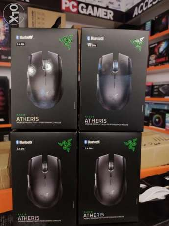 Razer Atheris Mouse Available now in gamerzone sohar branch