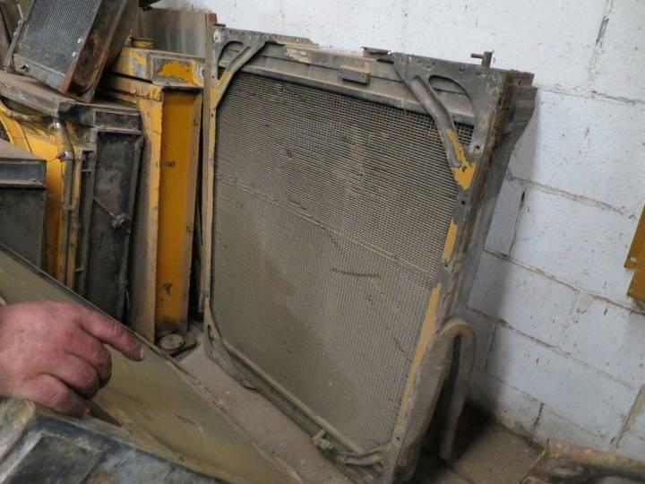 RADIADORES engine cooling radiator for excavator