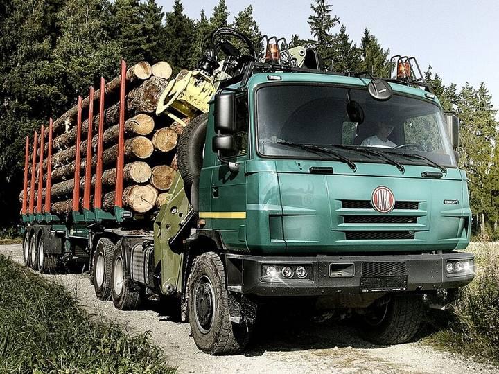 Tatra T 815 - 221R21 28.280 6x6. 2/378
