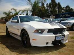 2011 Mustang Shelby GT500 Limited Signed by Carroll Shelby