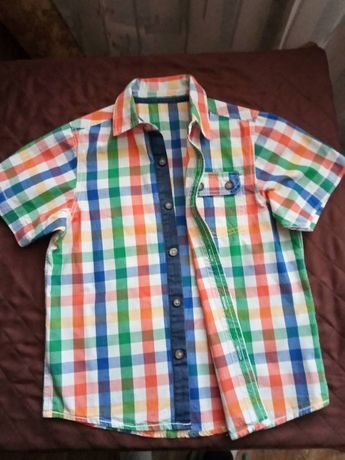 1463180fb6a Рубашка для мальчика - Купить летнюю рубашку